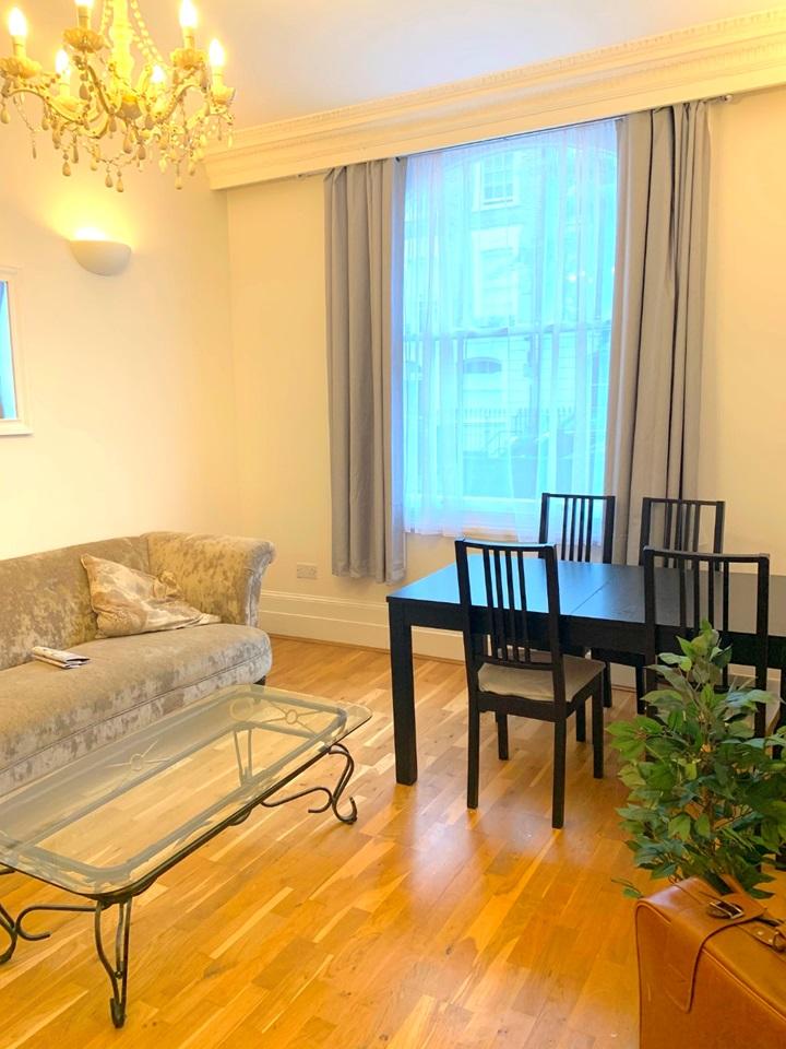 3 Bed Flat 28 Danbury Street