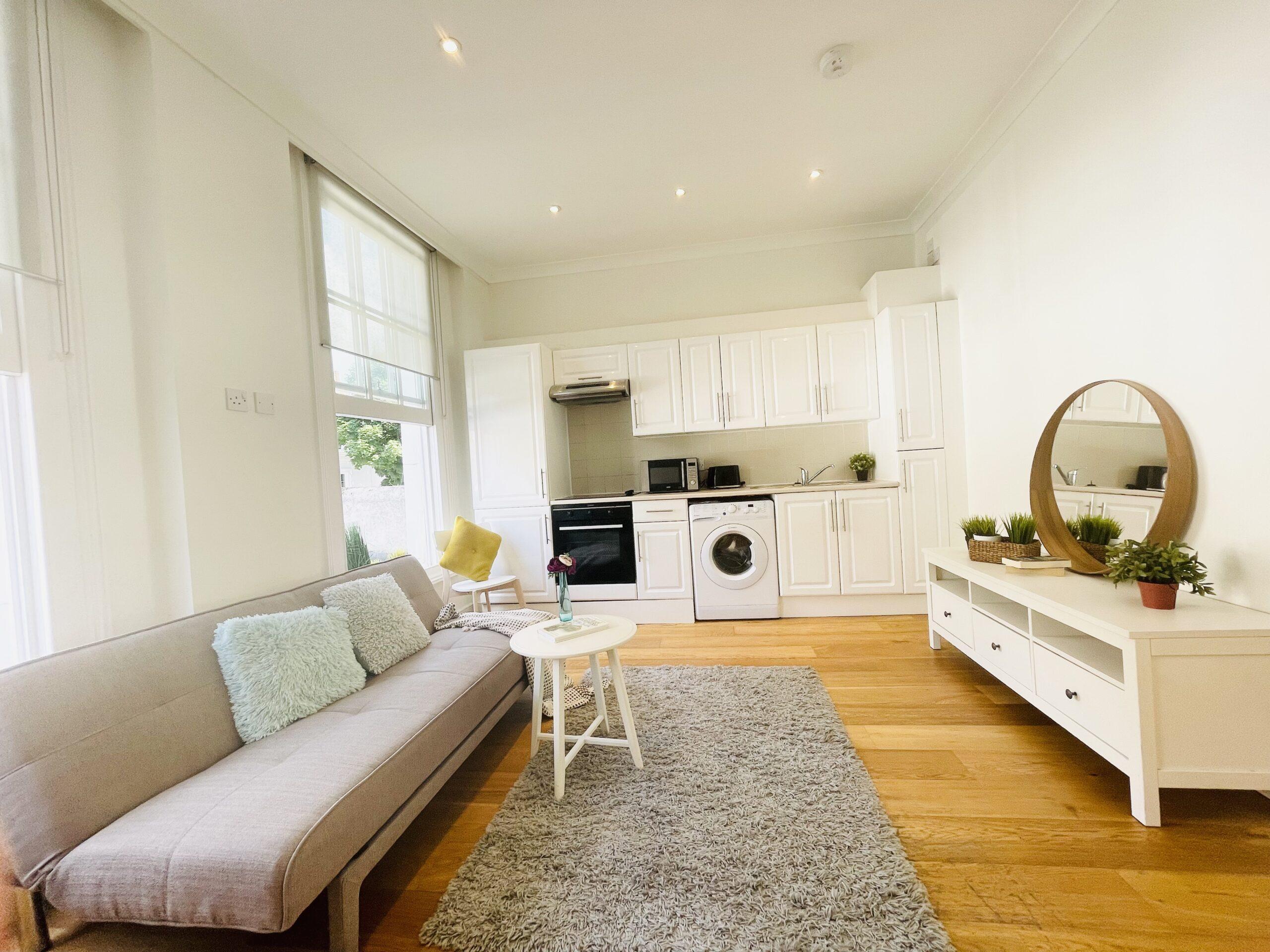 1 Bedroom flat in Angel